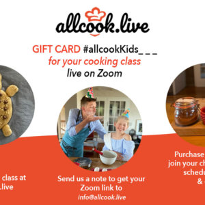 Gift card for the kids birthday